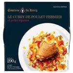 Comtesse du Barry Curry de poulet fermier et petits légumes - Cassolette... par LeGuide.com Publicité