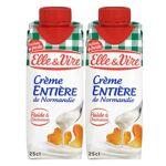 Elle & Vire Crème fraîche entière liquide 30% stérilisée UHT - Les... par LeGuide.com Publicité