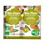 nat ali  Nat-Ali Bio-flan non sucré parfum amandes - Lot de 5 x 2 doses... par LeGuide.com Publicité