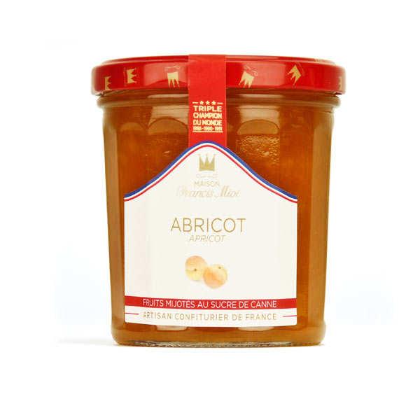 Maison Francis Miot Confiture d'abricot médaille d'or - Francis Miot - Pot 45g