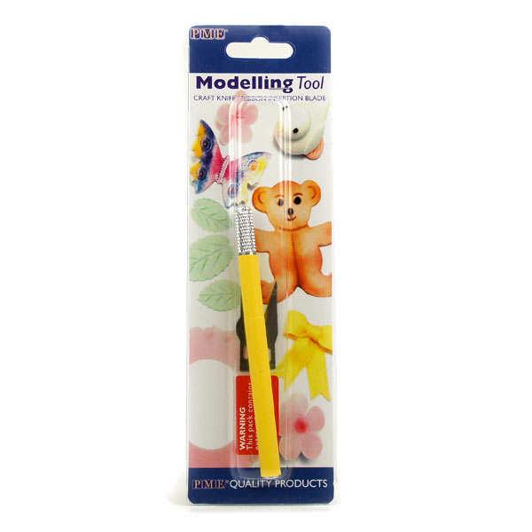 PME Cutter 2 lames (oblique et perpendiculaire) pour pâte à sucre et DIY - Outils de modelage