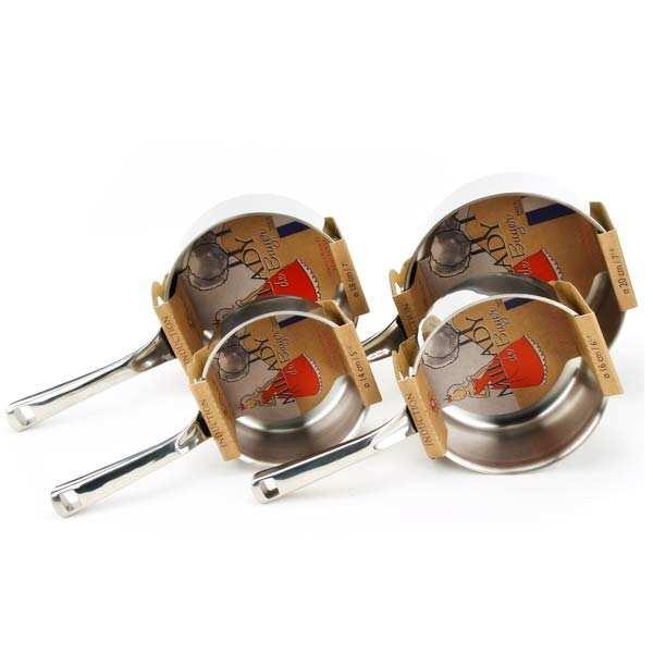 de Buyer Casserole Milady inox - de Buyer - Casserole diamètre 18 cm