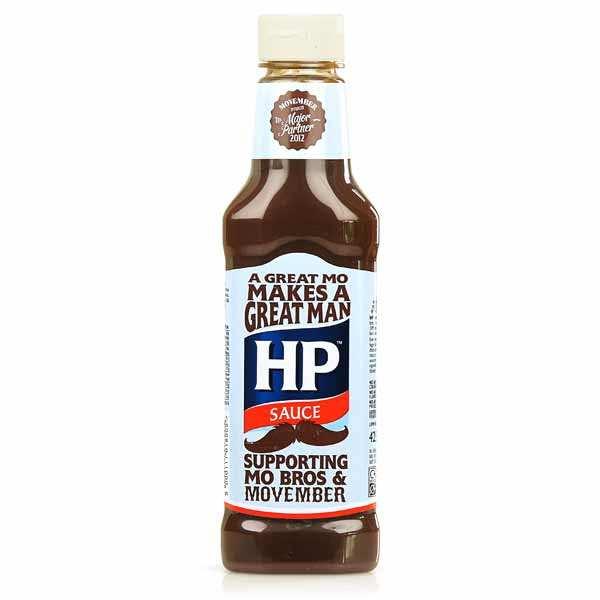 HP Brown Sauce barbecue originale - Bouteille plastique 425g