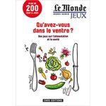 CNRS Editions Qu'avez-vous dans le ventre - Le Monde Hors Série... par LeGuide.com Publicité