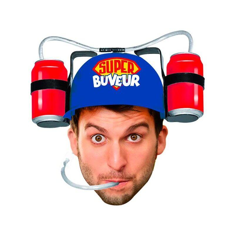 Générique CASQUE ANTI-SOIF SUPER BUVEUR