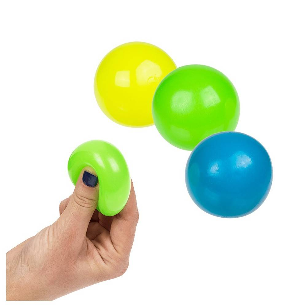 Générique 3 BALLES THROW AND GLOW FLUO