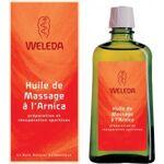weleda  Weleda Huile de massage à l'Arnica Huile de massage à base... par LeGuide.com Publicité