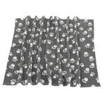 Bitiba Couverture polaire Pawty - gris clair : L 150 x l 100 cm La couverture... par LeGuide.com Publicité