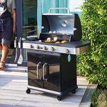 Maisonetstyles Barbecue au gaz 4 brûleurs et plancha - FIDGI Vous allez... par LeGuide.com Publicité