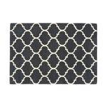 Maisonetstyles Tapis 160x230 cm en velours anthracite - HAKIN Ce tapis... par LeGuide.com Publicité
