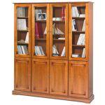 Maisonetstyles Bibliothèque Louis Philippe 8 portes en finition merisier... par LeGuide.com Publicité