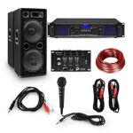 elektronik star  Elektronik-Star eStar 12 pouces kit sono DJ Ampli numérique... par LeGuide.com Publicité
