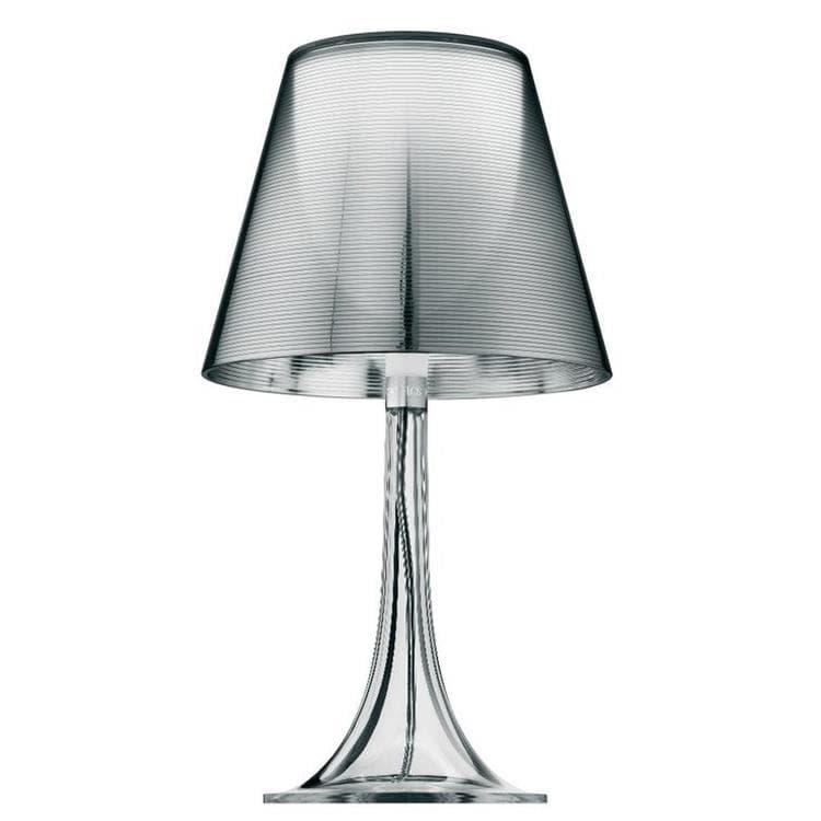 Flos Lampes à poser Flos MISS K-Lampe à poser H43cm Argenté
