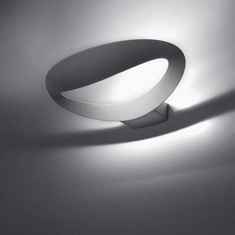 Artemide Appliques Artemide MESMERI-Applique LED 2700K L34cm Argenté