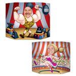 vegaooparty  VegaooParty Passe tête Couple de Cirque Ce passe tête est... par LeGuide.com Publicité