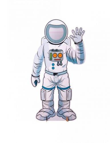 VegaooParty Cadre photobooth astronaute taille réelle 130 x 70 cm Taille Unique