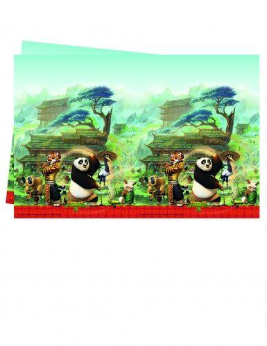 VegaooParty Nappe en plastique Kung Fu Panda 3 120 x 180 cm Taille Unique