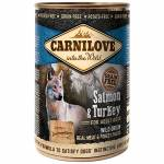 Carnilove Boites chien CARNILOVE Adult Salmon & Turkey Contenance... par LeGuide.com Publicité