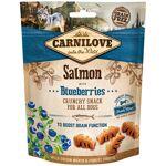 Carnilove Biscuits pour chien Carnilove Crunchy Snack Salmon & Blueberries... par LeGuide.com Publicité