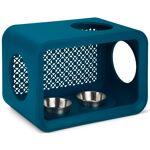 Beeztees Cat Cube Dinner Beeztees Couleur : Bleu pétrole La collection... par LeGuide.com Publicité