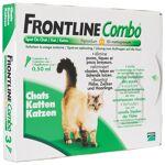merial  Merial Frontline Combo chats Contenance : 3 pipettes Produit de... par LeGuide.com Publicité