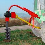 dema  Dema Tarière 3 points - 300 mm (12 ) pour tracteur Grâce au support... par LeGuide.com Publicité