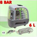 dema  Dema Compresseur AIR JET 6/1850 - 8 bar - 6 L - avec accessoires... par LeGuide.com Publicité