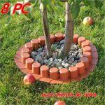 dema  Dema Bordure - bordurette de jardin plastique RK 4050 avec chemin... par LeGuide.com Publicité