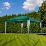 dema  Dema Tonnelle / Pavillon pliable en aluminium vert 300 x 300 x 255... par LeGuide.com Publicité
