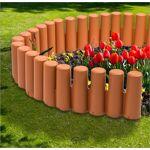 dema  Dema Bordure - bordurette de jardin plastique 2700 mm flexible -... par LeGuide.com Publicité
