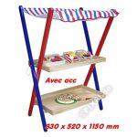 dema  Dema Marchande en bois / Stand fruits et légumes enfants Votre enfant... par LeGuide.com Publicité
