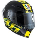 agv  AGV Corsa Top V46 Black Attention : les tailles du casque AGV CORSA... par LeGuide.com Publicité
