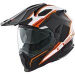 nexx  Nexx X.D1 Voyager Blanc Orange Intégral idéal si vous roulez en trail,... par LeGuide.com Publicité
