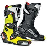 sidi  SIDI Mag 1 Black Yellow Fluo Bottes moto homme racing Matières :... par LeGuide.com Publicité