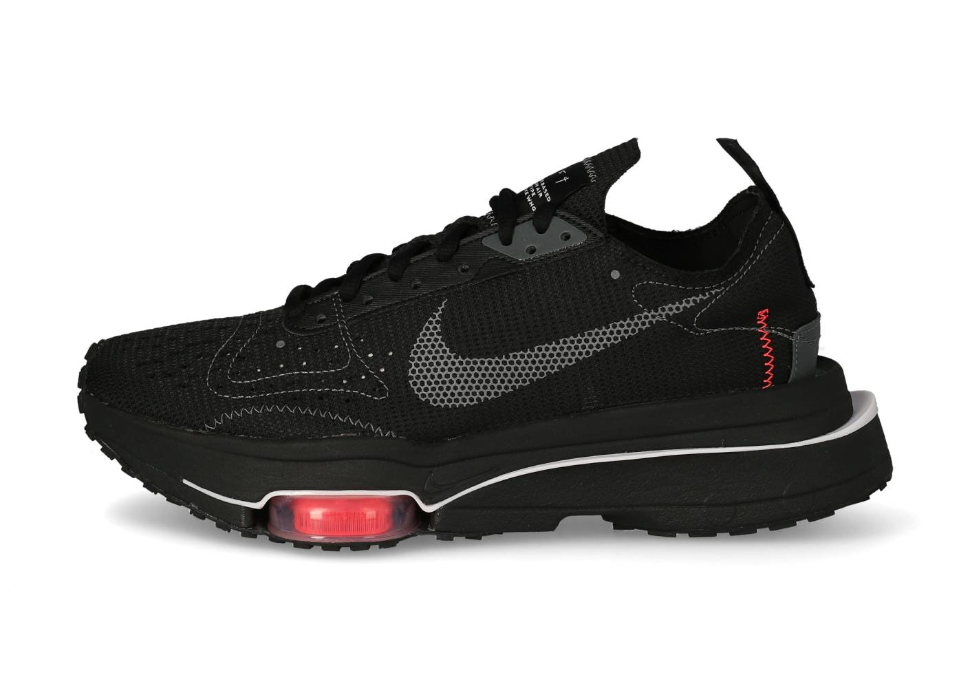 Nike Homme Air Zoom-type Noire Et Anthracite Rétro-Running 46