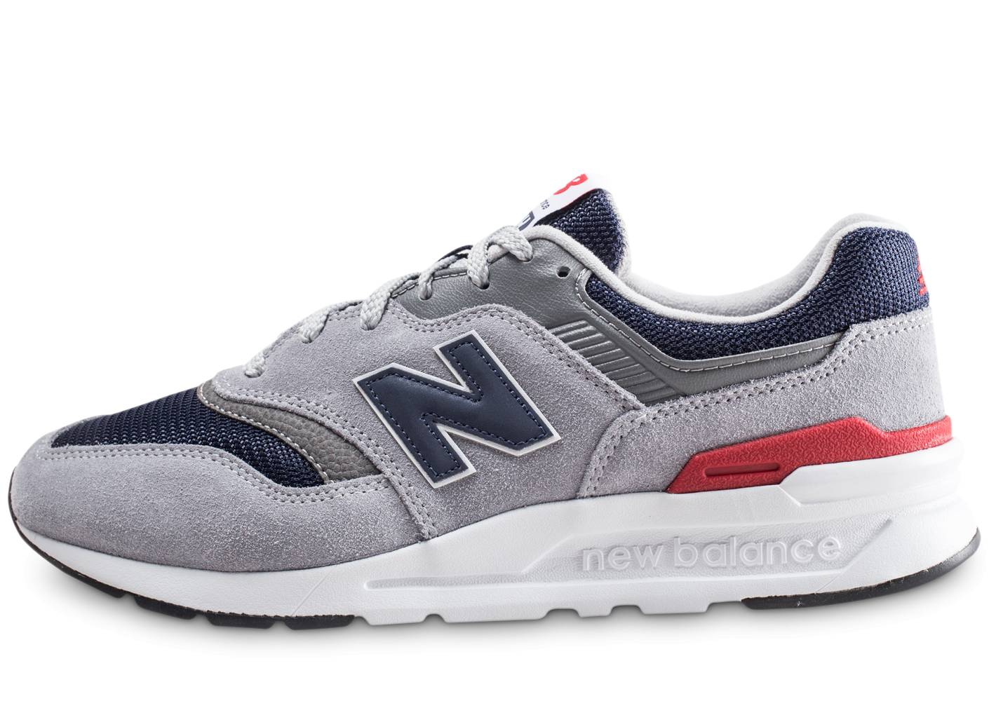 New Balance Homme 997 Grise Baskets 44