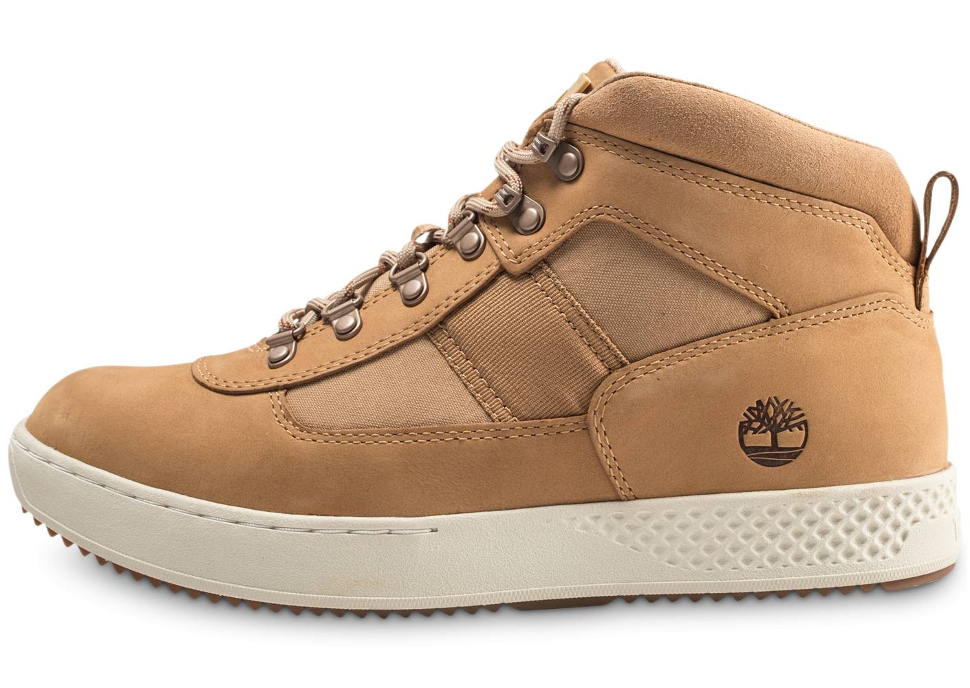Timberland Homme City Cops Fields Beige Boots