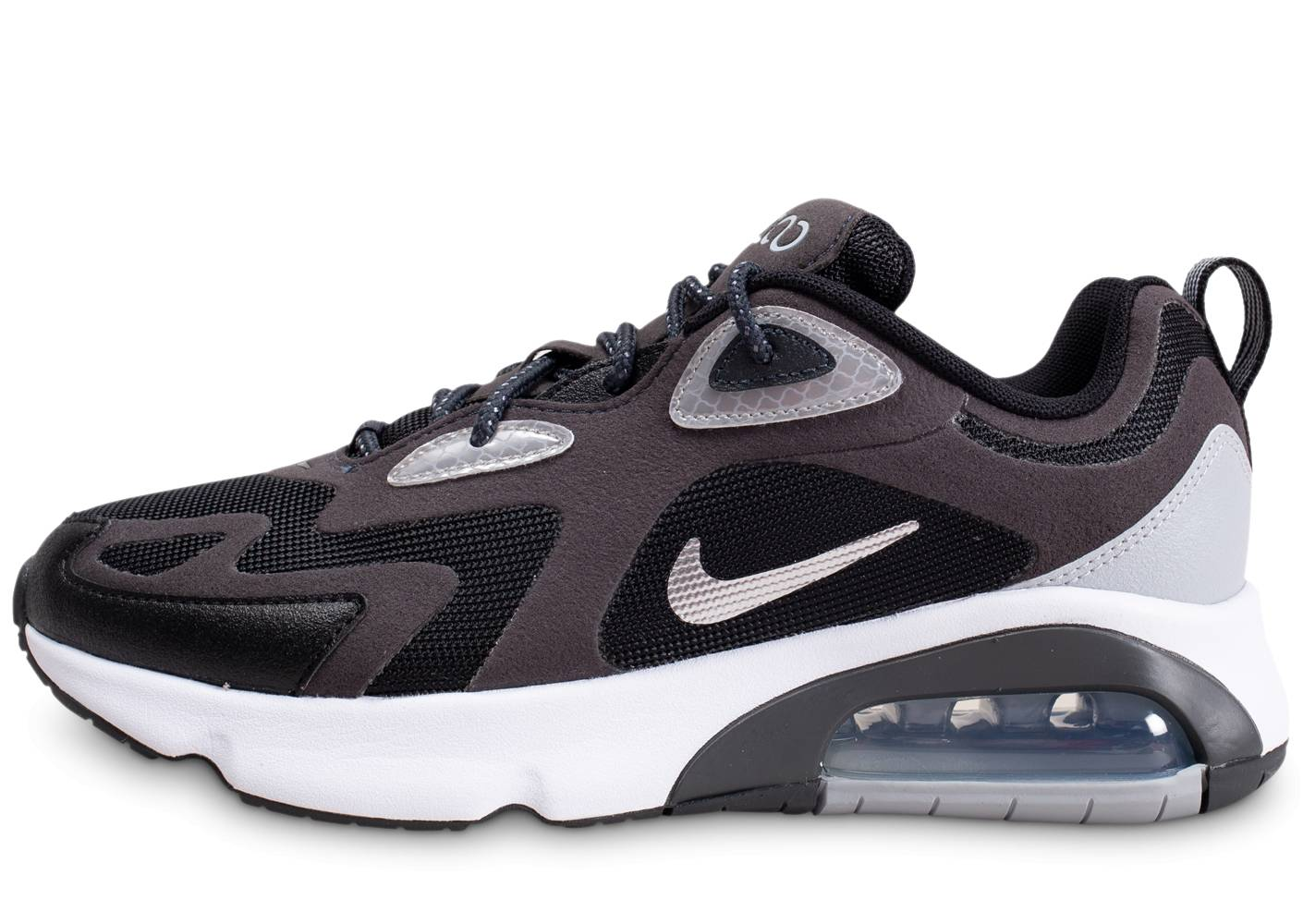 Nike Homme Air Max 200 Winter Noire Anthracite Running 40