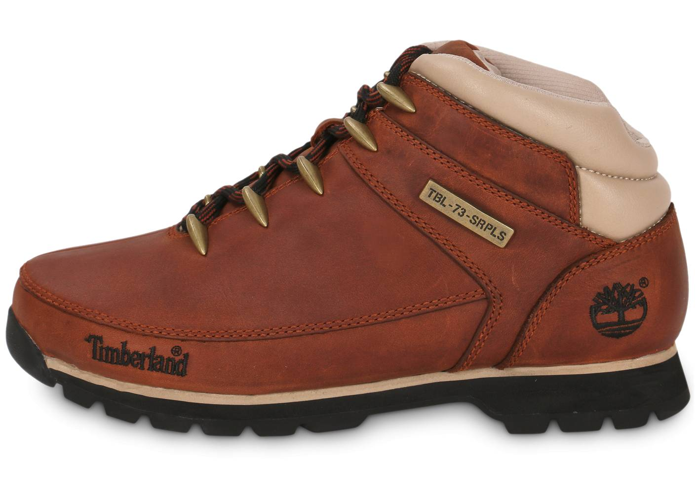 Timberland Homme Euro Sprint Marron Boots