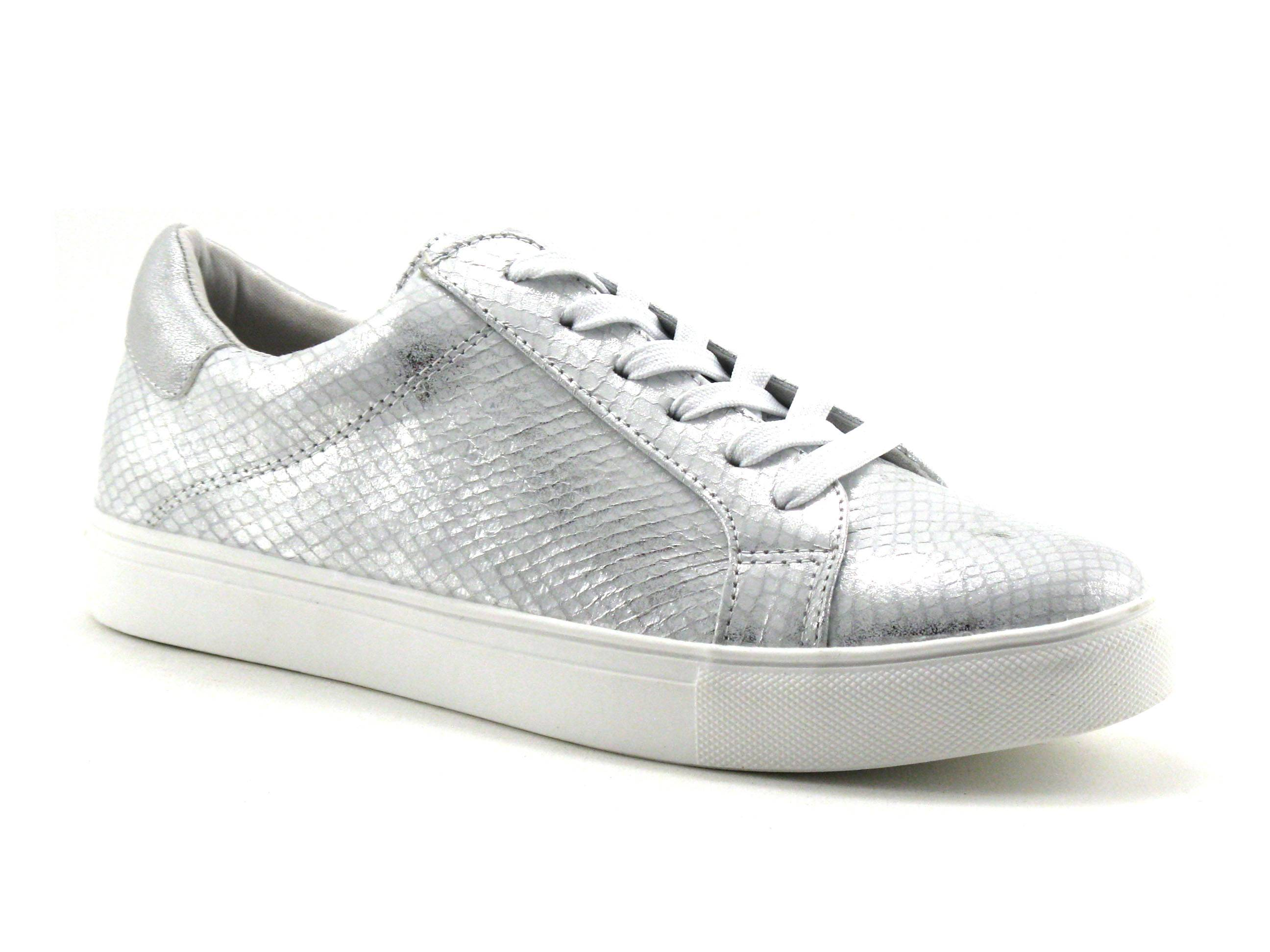 So What Basket Femme So What - Argent,Gris - Point. 36,37,38,39,40,41