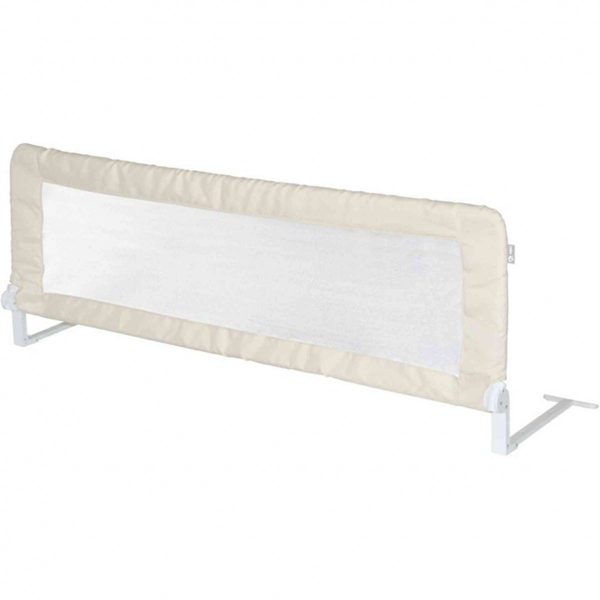 Roba Barrière de lit bébé universelle Beige 150cm