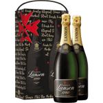 CHAMPAGNE LANSON - COFFRET PARIS 2 BOUTEILLES Un étui cadeau de luxe,... par LeGuide.com Publicité