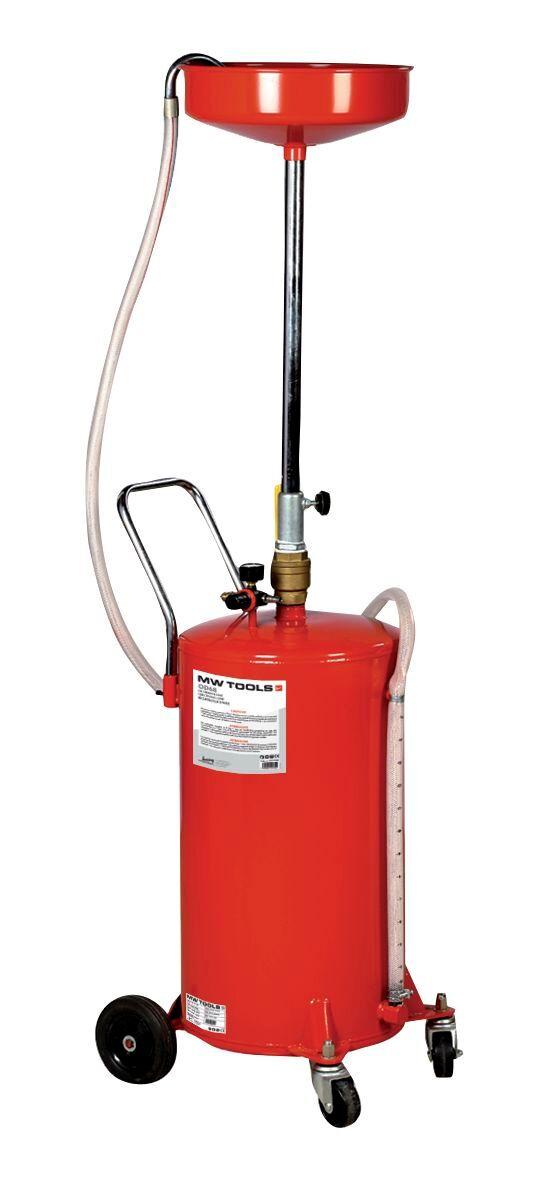 Mw-tools Récupérateur huile gravitation 68 l MW-Tools OD68