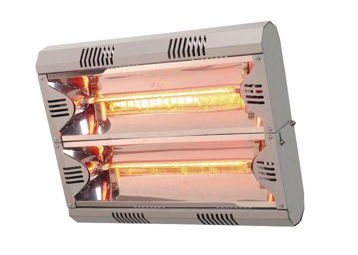 Moel Chauffage infrarouge électrique 12-16m³ 4kW Moel MO792