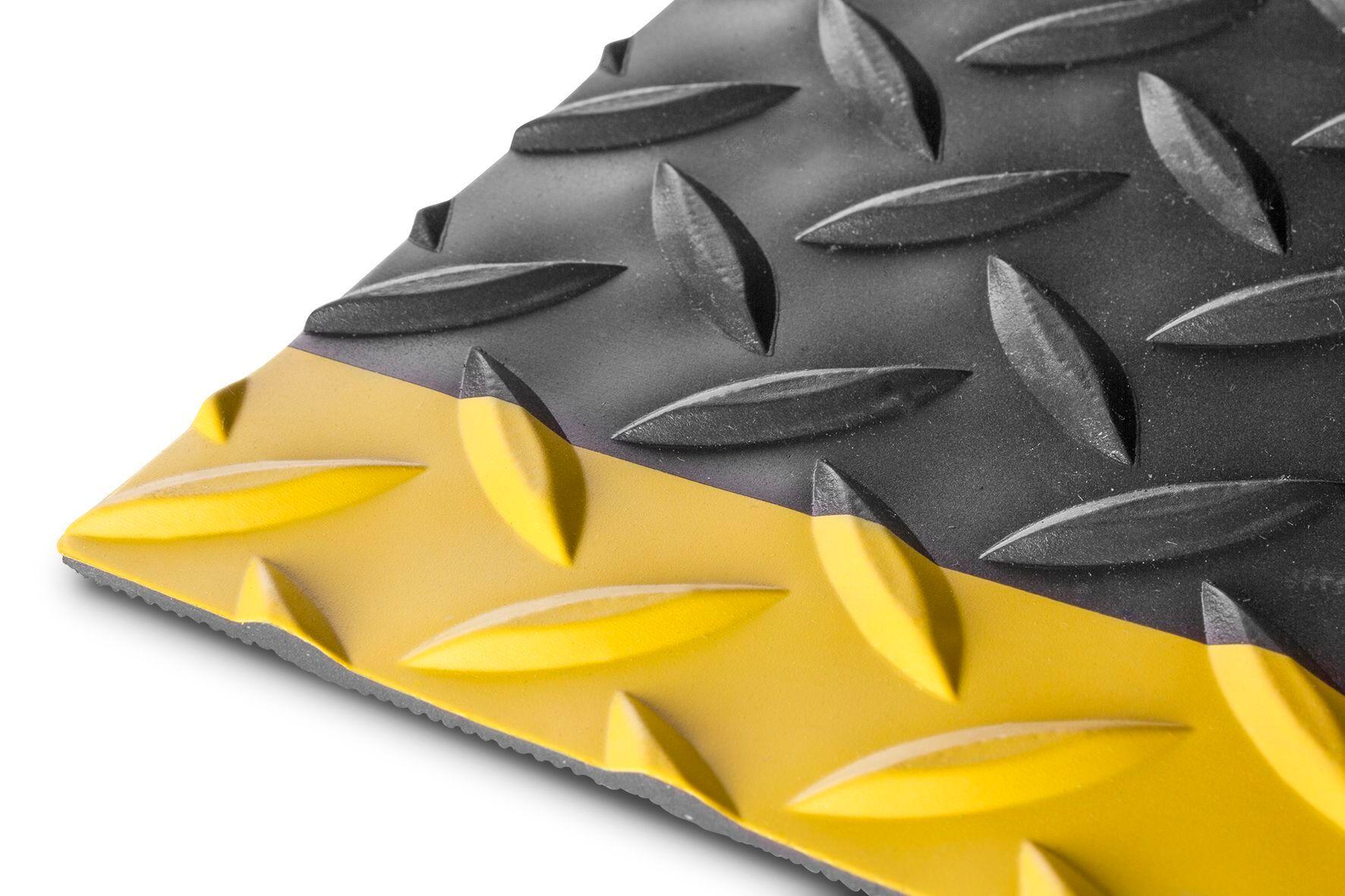 Mw-tools Tapis PVC diamant 22,8m x 0,91m x 4,7mm MW-Tools PVCRB910