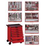 Teng Tools Servante d'atelier complète pro 491 outils Teng Tools... par LeGuide.com Publicité