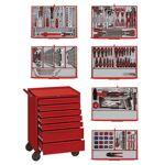 Teng Tools Servante TCW707EV avec 491 pièces - PS trays Teng Tools TCMM491SV... par LeGuide.com Publicité