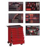 Teng Tools Servante d'atelier complète 231pcs Teng Tools TCEM231N... par LeGuide.com Publicité