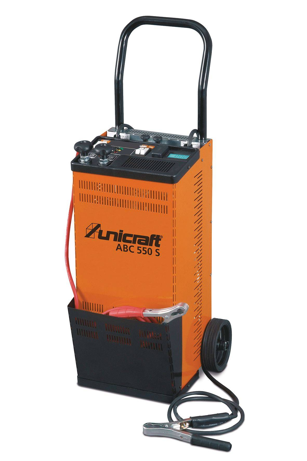 Unicraft Chargeur électronique 12-24 V 75 A Unicraft ABC550S