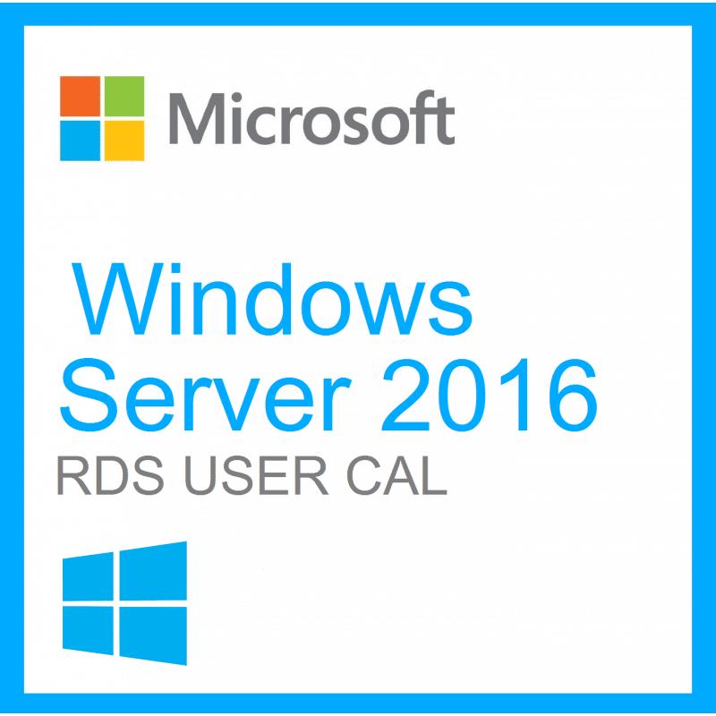 Microsoft Lenovo Windows Server 2016 Rds/tse User Cal 5 Utilisateurs